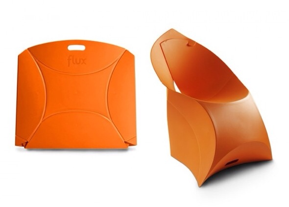 Flux Furniture, silla Flux Junior, muebles infantiles originales de Flux Furniture