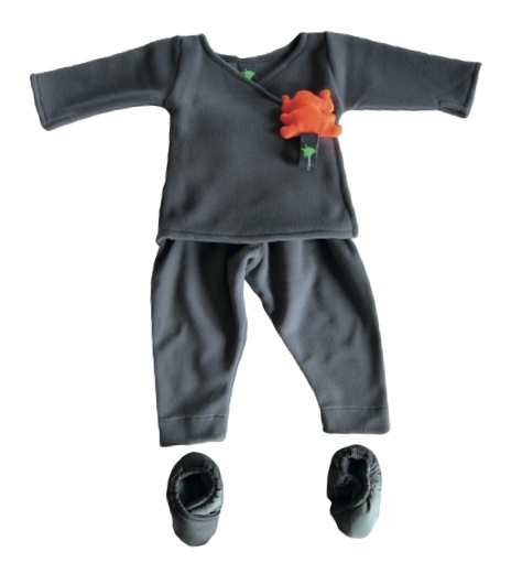 Minimoostic, moda bebé, moda infantil original y en materiales innovadores o ecológicos de Minimoostic