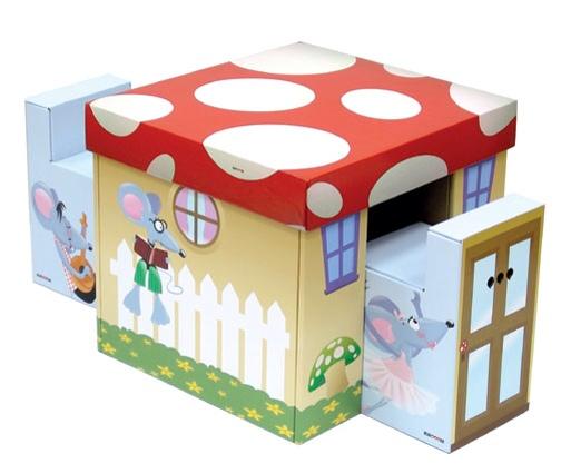 Kroom, juguetes y mobiliario infantil realizado en cartón ... - photo#25