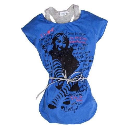 Tumble n Dry, camisetas para niñas y jóvenes, camisetas originales para verano de Tumble n Dry
