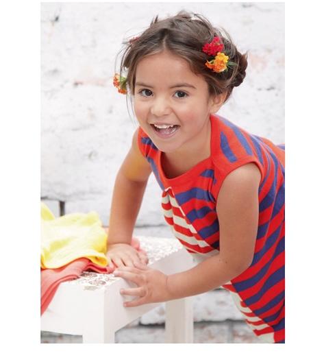 Aymara, moda infantil, ropa de punto colección de verano para niños de Aymara