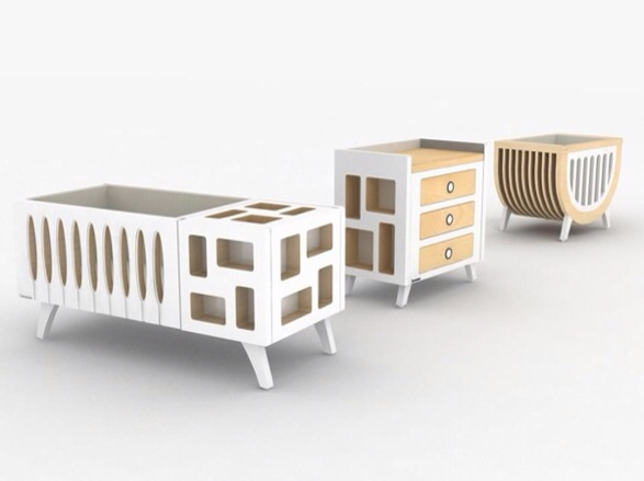 Baby Suommo, Limited Edition, muebles infantiles, muebles para bebés edición limitada 2012 Baby Suommo