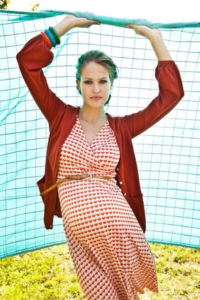 Fragile, moda premamá , ropa para embarazadas, ropa premamá de Fragile colección de verano