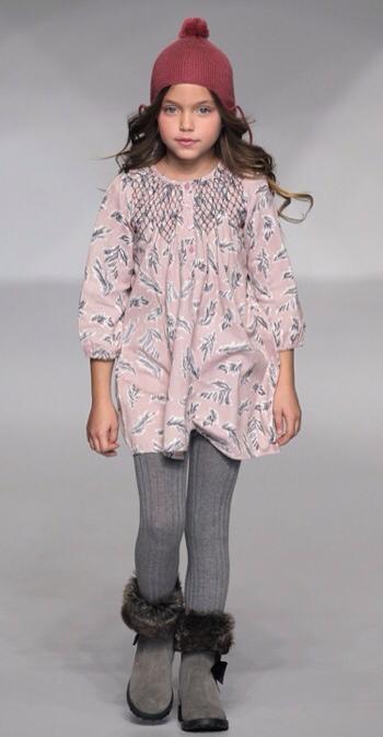Oh Soleil, nueva colección de moda infantil de Oh Soleil, colección de invierno de Oh Soleil