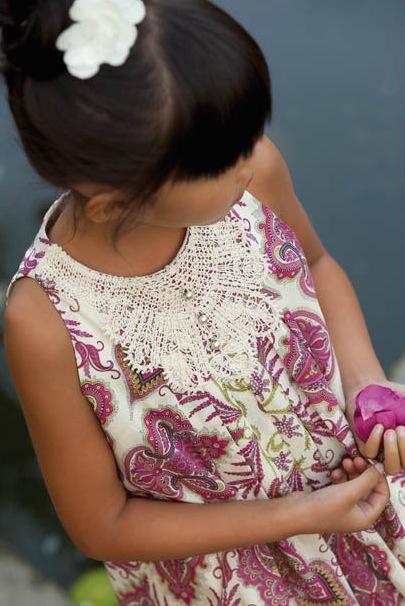 Pili Carrera, moda infantil, ropa para niños y niñas, colección de primavera-verano de Pili Carrera