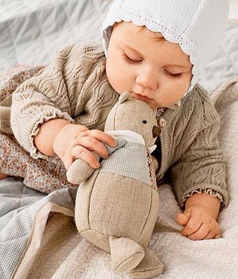 H&M moda bebé, ropa para recién nacido, colección de verano ecológica de H&M