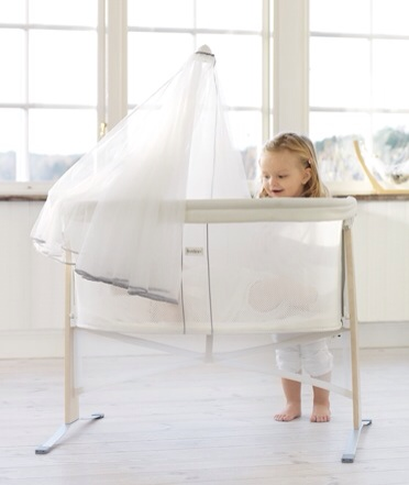 Babybjörn, minicunas harmony, muebles infantiles, cunas para bebés de Babybjörn