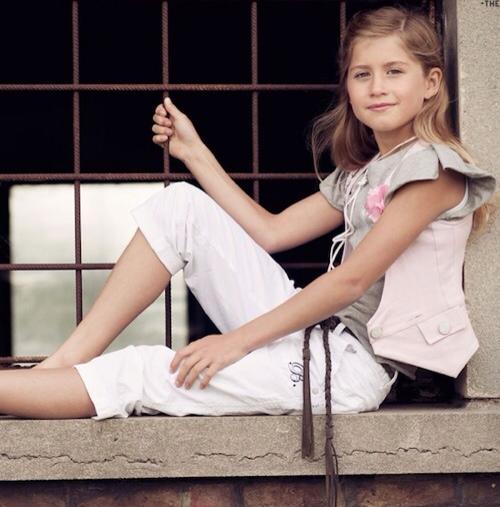 Baker Bridge, nueva marca de moda infantil, ropa para niños y niñas de verano de Baker Bridge