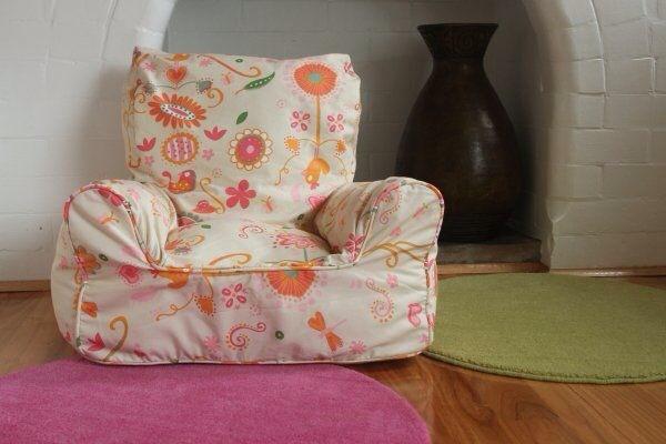 Lelbys, sillones para niños, decoración de la habitación infantil, sillones infantiles de Lelbys