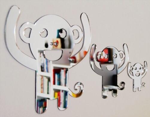 Scoops design espejos para habitaciones infantiles for Espejos infantiles