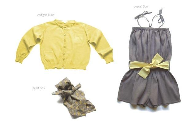Louis Louise moda para bebés y niños, nueva colección de primavera verano