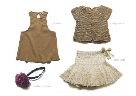 Louis Louise moda para bebés y niños