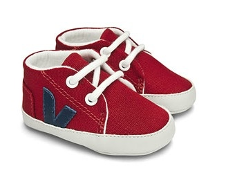 Veja, zapatillas ecológicas, zapatos para bebé, calzado infantil de Veja