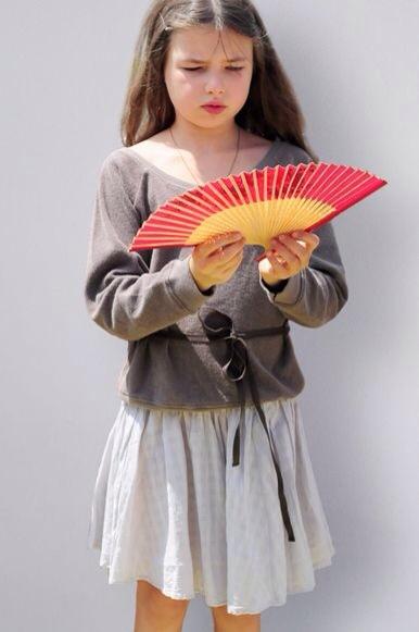 Merveilles Collection, moda infantil