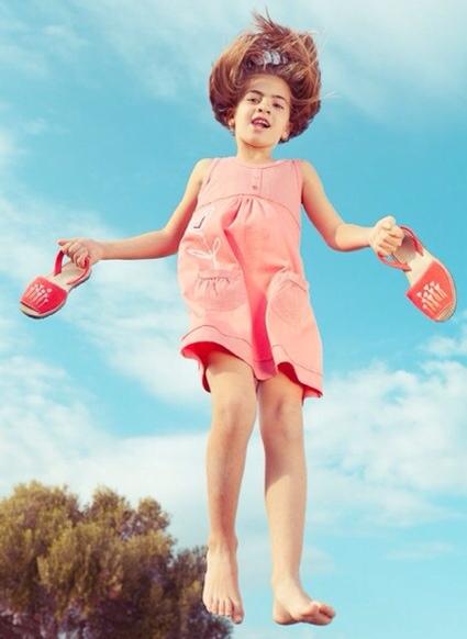 Pou Nou, moda infantil, ropa de verano para niños y niñas de Pou Nou