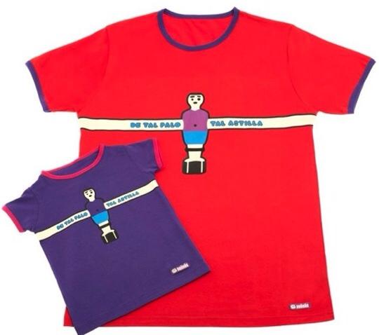 Noñoño, camisetas y regalos para el día del padre, básicos para bebé y niño de Noñoño