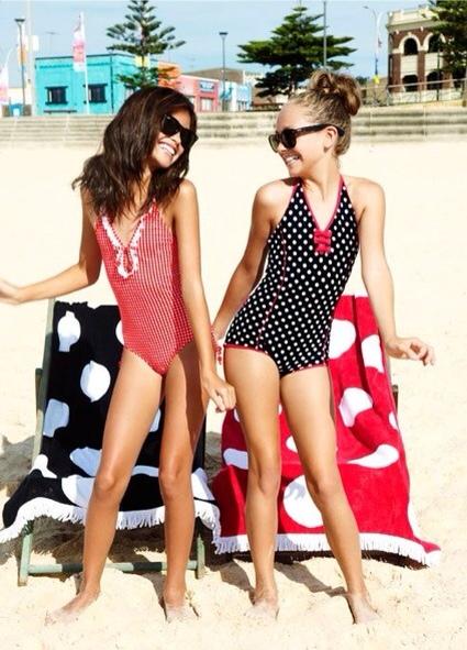Sea Folly, moda de baño, bañadores para niños y niñas, moda infantil de baño Sea Folly