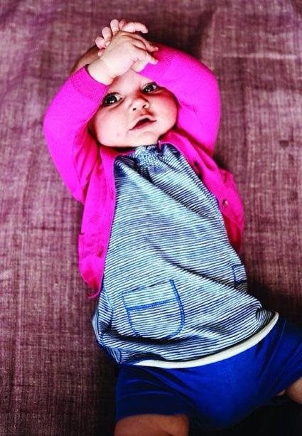 Kids Case, moda infantil y moda bebé colección de verano, ropa bebé y ropa niños de Kids Case