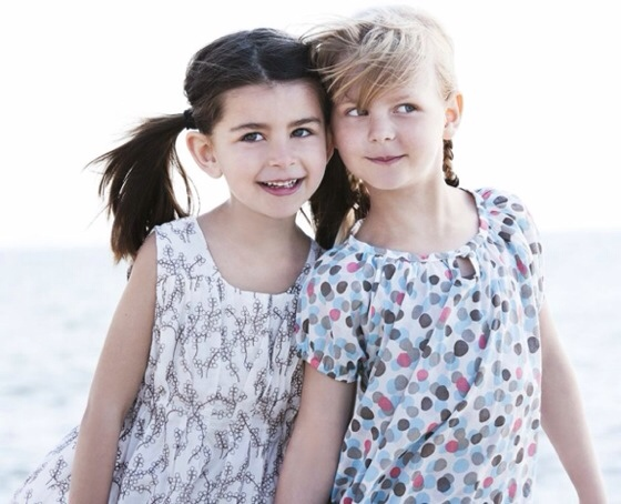 Serendipity, moda infantil realizada con materiales orgánicos, ropa para niños y niñas de Serendipity