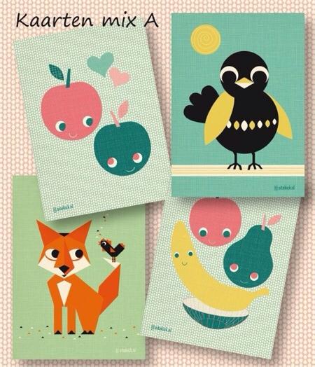 Miss Honeybird, decoración infantil, pósters para las habitaciones infantiles, tarjetas para cumpleaños de Miss Honeybird