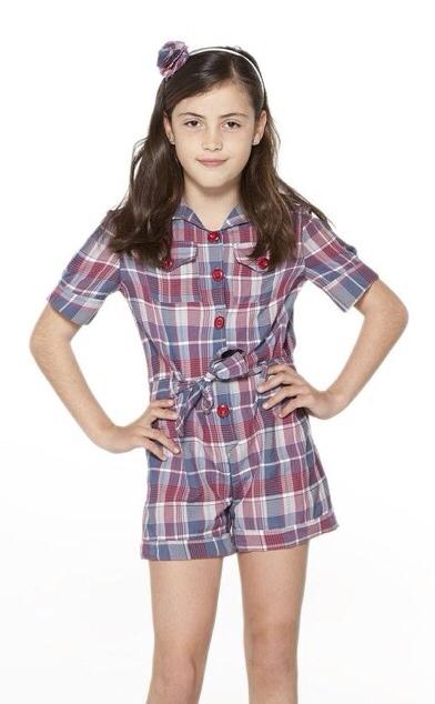 Voychic, moda infantil y juvenil, ropa para niñas de 2 a 16 años, colección de verano de Voychic.com