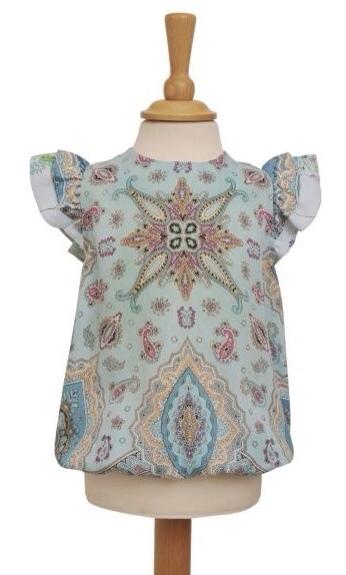 Nixie Clothing, moda infantil original, ropa infantil con materiales sostenibles o Vintage realizada en Londres