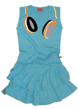 Stardust Kids, vestidos infantiles con estampados diferentes, Stardust Kids