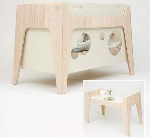 Castor chouca mobiliario infantil cunas y cunas for Muebles castor