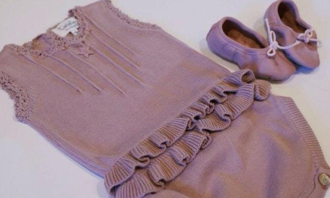 Tocotó Vintage, moda bebé, bailarinas y conjuntos preciosos para bebé, colección de verano en moda bebé Tocotó