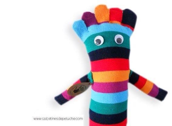 Calcetines de Peluche, regalos infantiles divertidos y originales de Calcetines de Peluche