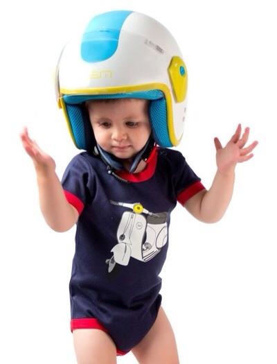 La Chica de la Lambretta, body para bebé y camisetas para niños, originales diseños de moda infantil La Chica de la Lambretta