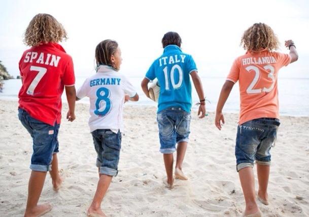 Vingino, moda infantil, conjuntos para niños y niñas, ropa desenfadada y cómoda para niños de Vingino