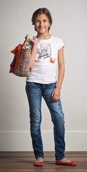 Pepe Jeans, moda infantil y juvenil, ropa para chicos y chicas, colección de verano de Pepe Jeans