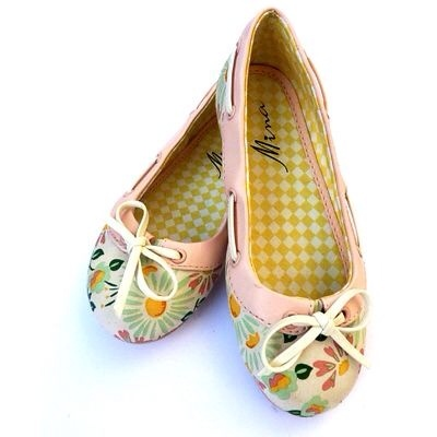 Mina, zapatos para niñas, bailarinas originales para chicas, calzado infantil y juvenil de Mina Shoes