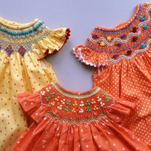 Coquito, vestidos tradicionales para niña, vestidos originales, vestidos retro reinventados de Coquito