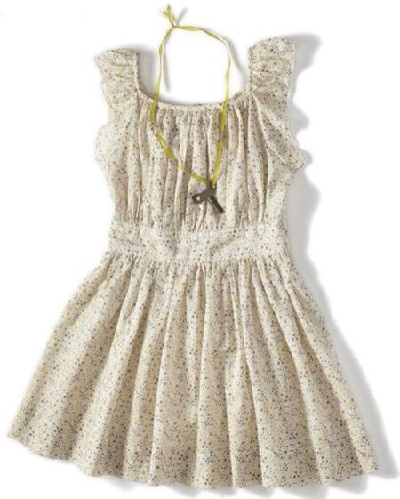 Dagmar Daley, vestidos y moda romántica para niñas, ropa para niñas de Dagmar Daley