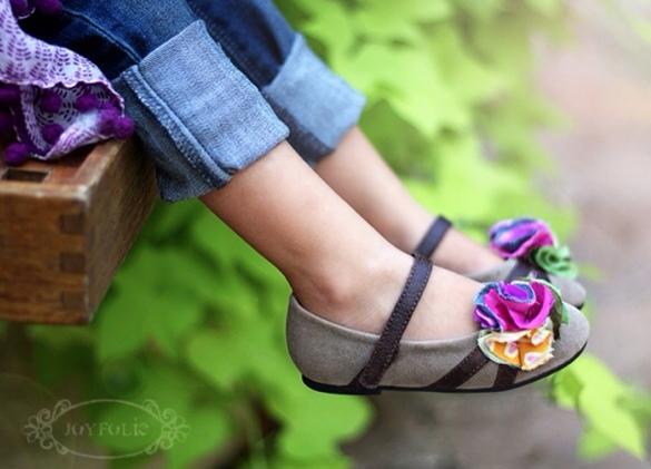 Joyfolie, zapatos para niñas, calzado infantil de bonito diseño, zapatos especiales de Joyfolie