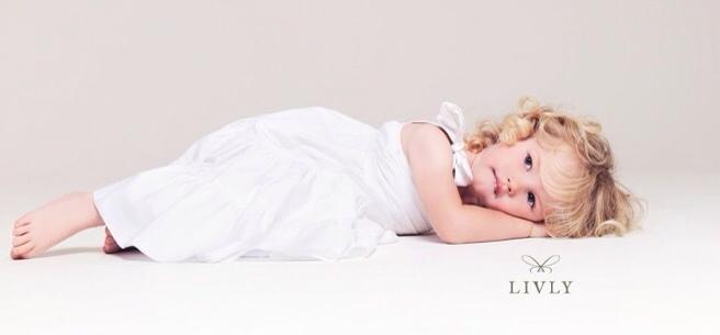 Livly, vestidos para niñas, moda infantil, diseño para niñas de la marca Livly