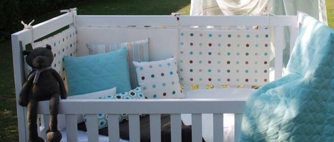 Sara Rota, textiles para bebés, moda hogar, textiles infantiles de moda en Sara Rota