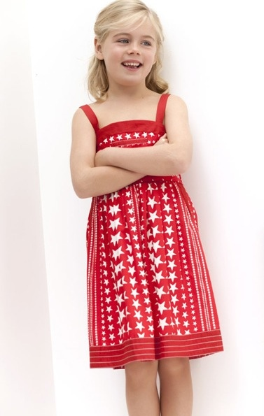 Vestidos de verano para niñas