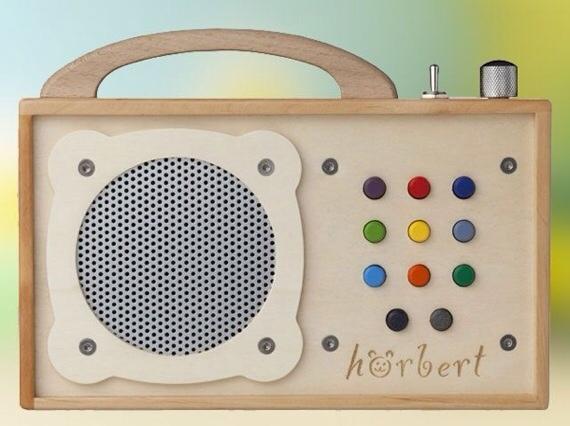 Radio para niños con mp3