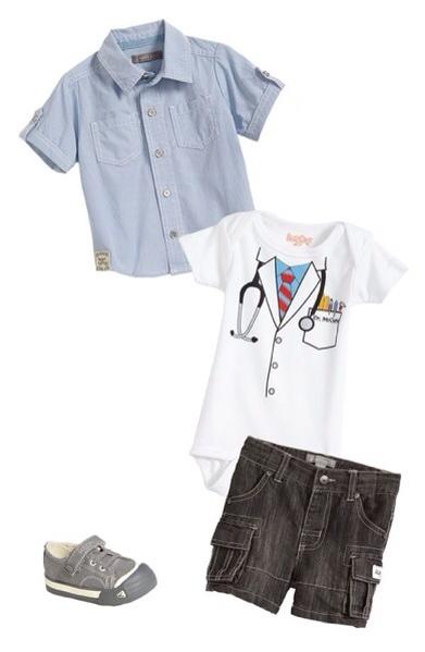 Conjuntos para niños de ropa para verano