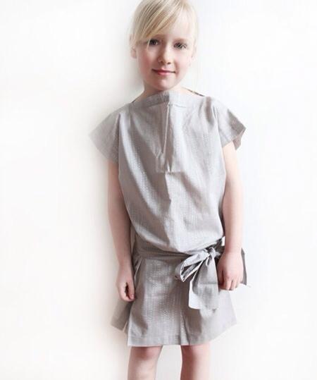 Bonitos vestidos de verano para niñas de Littl by Lilit