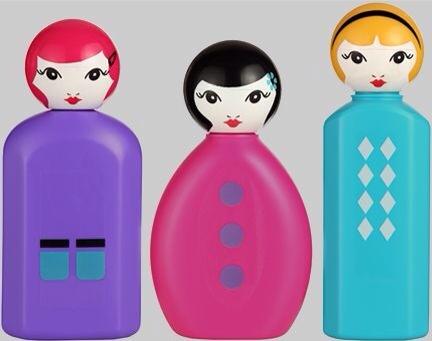 Mini Diva, cosmética ecológica para niñas