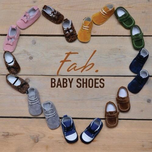 Fab.nl ahora también zapatos para bebés!