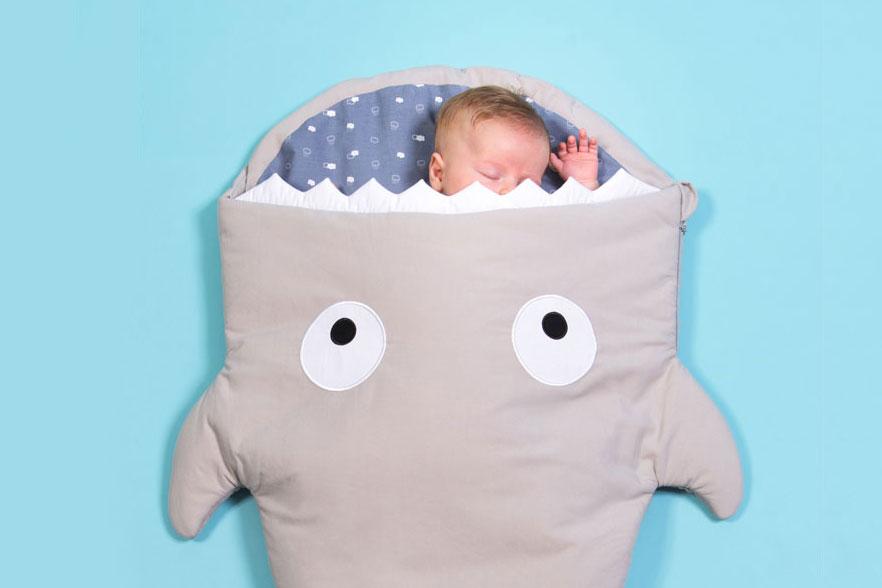 Sacos de dormir para niños con diseños animales