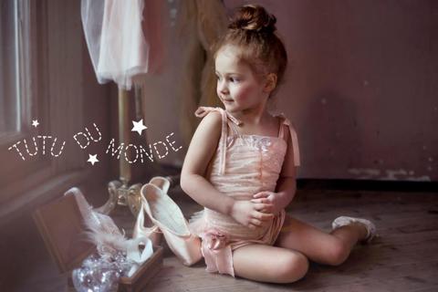 Tutu du Monde, para las pequeñas bailarinas
