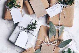 Cómo envolver regalos de forma original