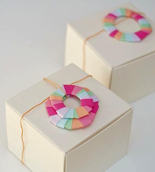 Cómo envolver regalos de forma original 10