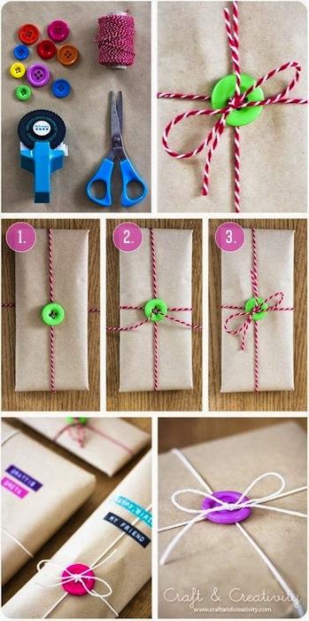 envolver regalos de forma original 5